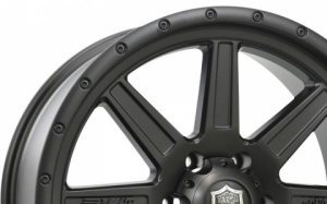 Mickey Thompson Deegan 38 Pro-2 Matt Black