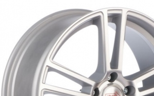 Mille Miglia 1002 Matt Silver Polished
