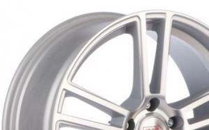Mille Miglia 1002 Matt Silver Polished