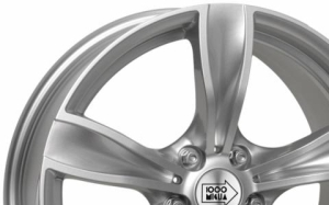 Mille Miglia MM033 Silver