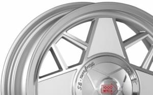 Mille Miglia MM500 Silver
