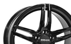 Monaco Grand Prix Gloss Black
