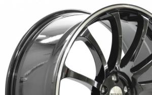 Monaco Massenet Black Polished