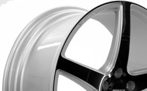 Monaco TR4 Silver Black