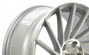 Monaco Turbine Gray Polished