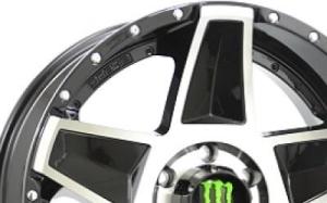 Monster 648 Black Polished
