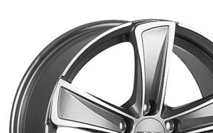 OXXO Kallisto Gun Metal Polished