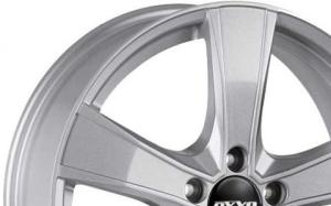 OXXO Proteus Silver