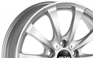 OXXO Racy Silver