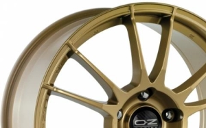 OZ Ultraleggera HLT Gold