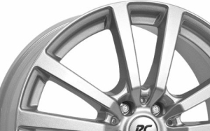 RC Design RC25 T Silver