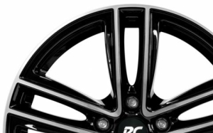 RC Design RC27 Black Polished