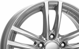 Rial X10 Polar Silver