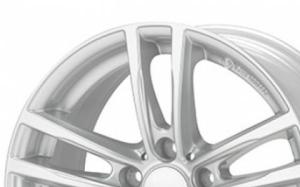 Rial X10 Silver
