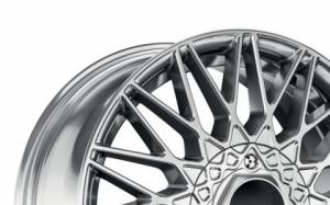 Ronal LSX Silver Polished