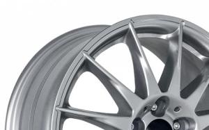 Ronal R54 Silver