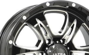 Ultra Predator Black Polished