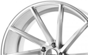 Vossen CVT Metallic Glossy Silver