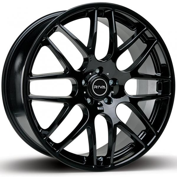 Fox Riva DTM Gloss Black