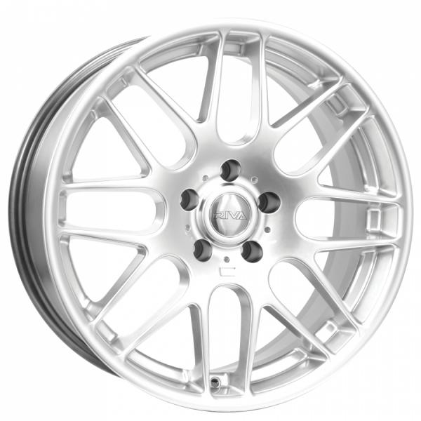 Fox Riva DTM Hyper Silver