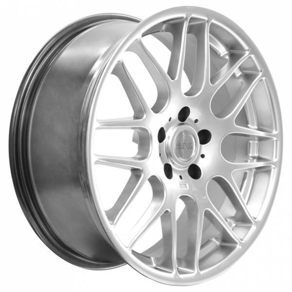 Fox Riva DTM Silver Fälg
