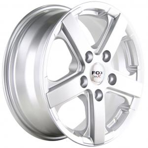 Fox Viper Commercial Silver Fälg