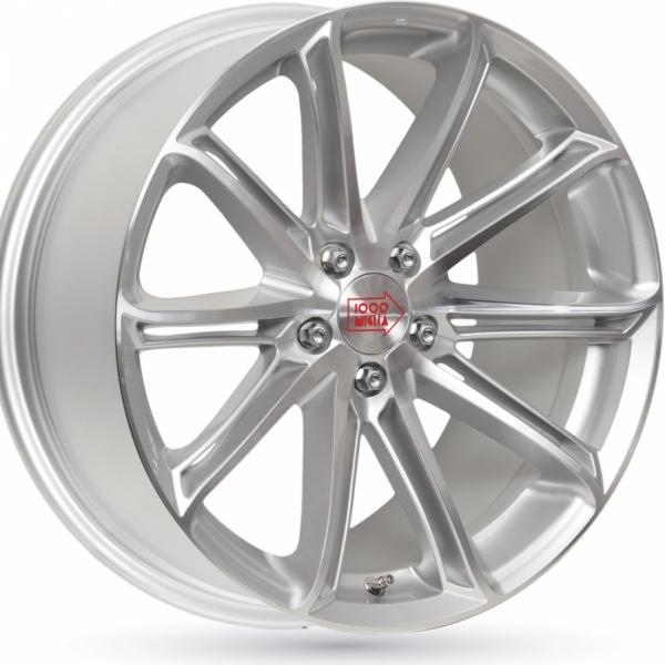 Mille Miglia 1007 Silver