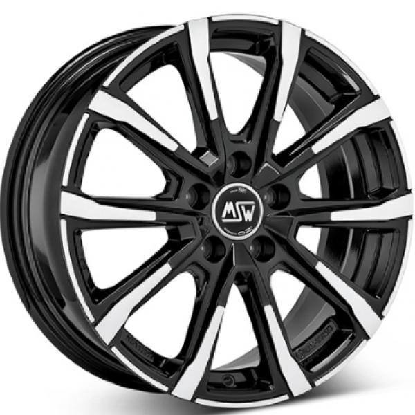 MSW 79 Black Polished
