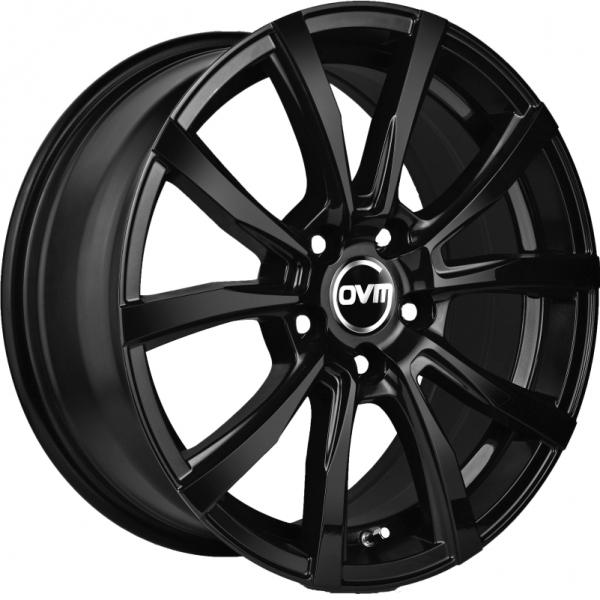 OVM Allround Black Vanteet