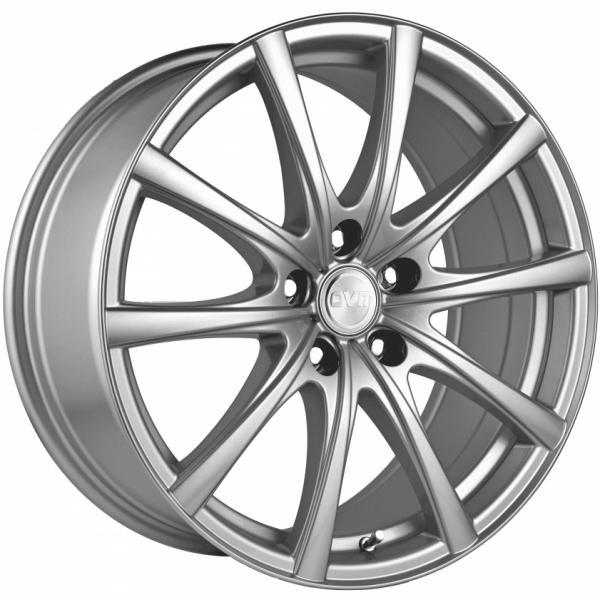 OVM Style Silver Felg