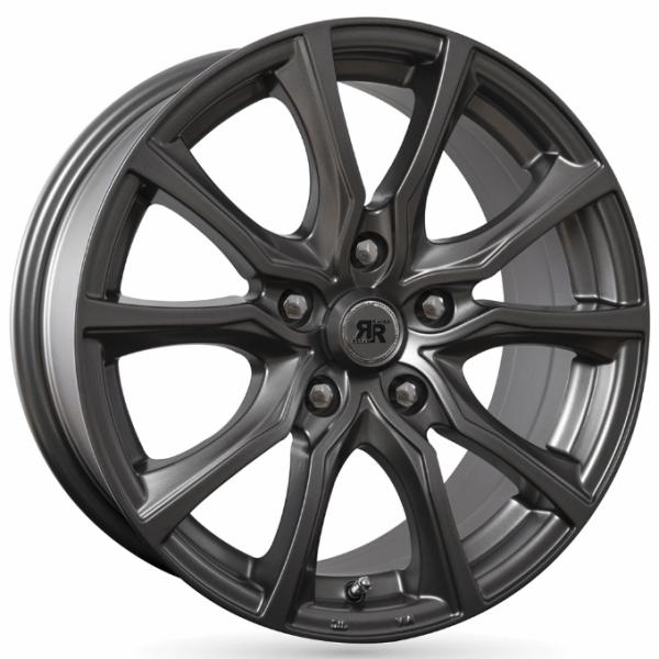 Racer Advance Gun Metal