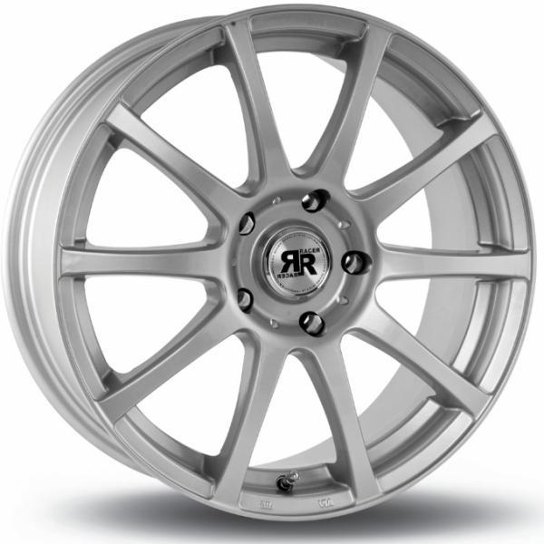 Racer Axis Silver
