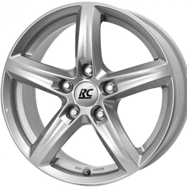 RC Design RC24 Silver Felg