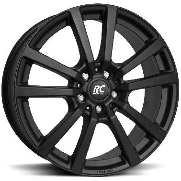 RC Design RC25T Black Matt