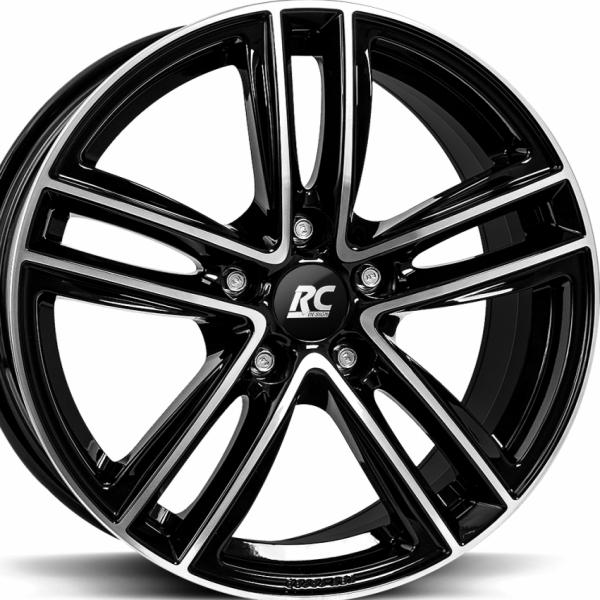 RC Design RC27 Black Full Polish