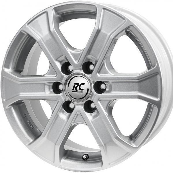 RC Design RC31 Silver Felg