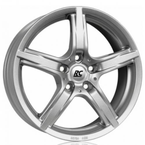 RC Design RCD10 Silver Felg
