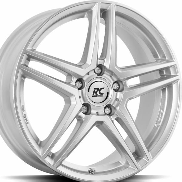 RC Design RCD17 Crystal Silver