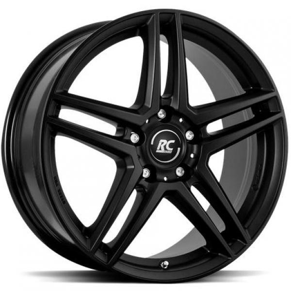 RC Design RCD17 Satin Black Matt