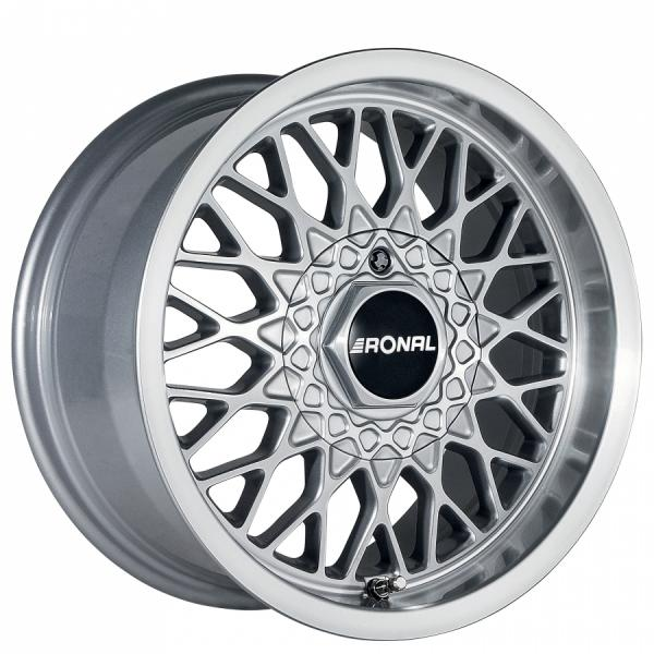 Ronal LS Silver Polished