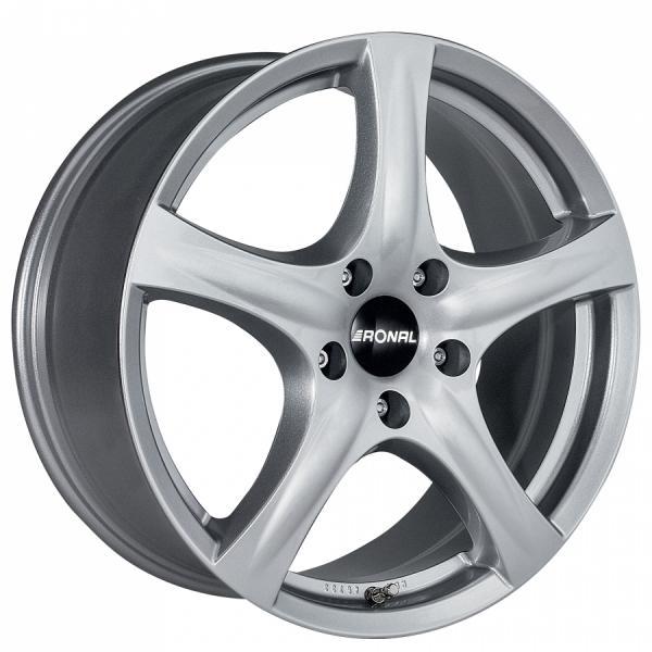 Ronal R42 Silver Felg