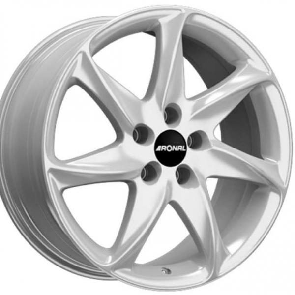 Ronal R51 Silver Felg
