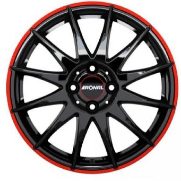 Ronal R54 MCR Black