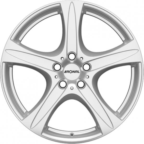 Ronal R55 SUV Silver