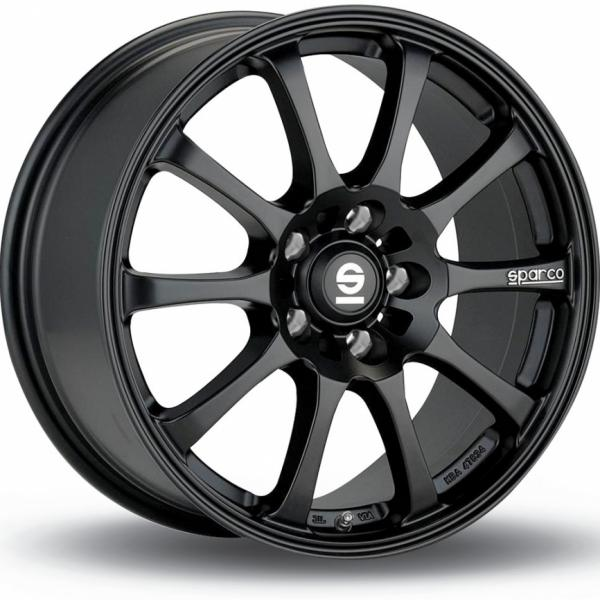Sparco Drift Matt Black