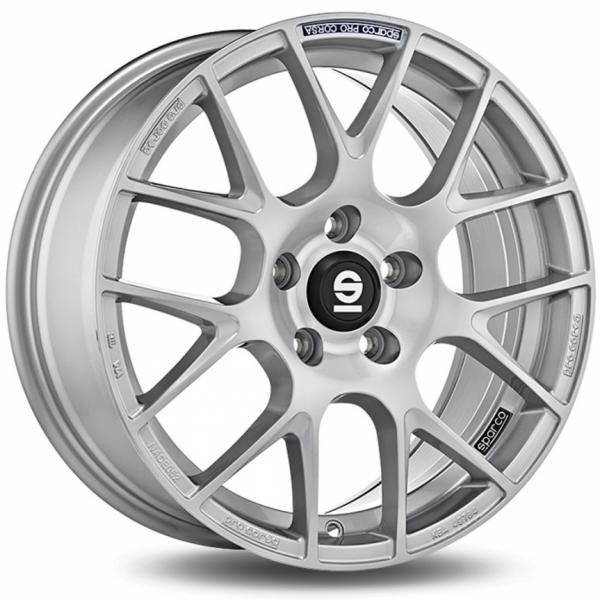 Sparco Pro Corsa Silver