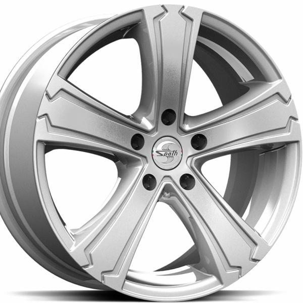 Spath SP42 H Chrome Silver
